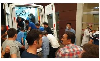Adıyaman'da polislere silahlı saldırı: 1 yaralı