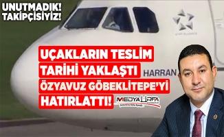 Başkan Özyavuz Erdoğan'a teşekkür etti ve  Göbeklitepe çağrısında bulundu