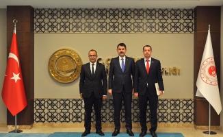 Başkan Aksak'tan Ceylanpınar'a millet bahçesi müjdesi