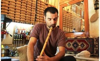 Beyazgül'den Urfa sanatlarına büyük destek