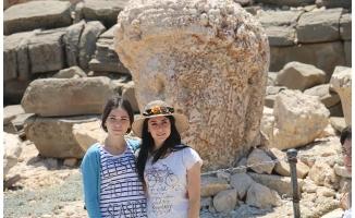 Dünya mirası Nemrut'a ziyaretçi ilgisi