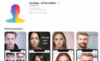 """""""FaceApp"""" uygulamasıyla dolandırıcılık"""