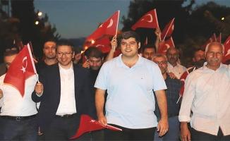 Halfeti'de 15 Temmuz Demokrasi ve Milli Birlik Günü