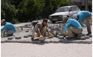 Haliliye'de çalışmalar hız kesmeden devam ediyor