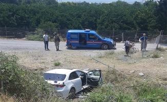 Hatay'da otomobil devrildi: 3 ölü, 2 yaralı
