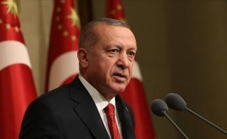 Erdoğan'dan destekleme açıklaması