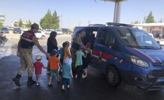 Interpol'ün aradığı DEAŞ'lı 2 kadın Urfa'da yakalandı