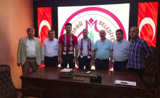 Karaköprü Belediyespor'dan Yeni Transfer