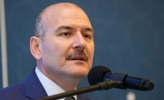 Soylu: İstanbul'da kayıtlı Suriyelilerle problemimiz yok