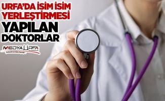 Urfa'da 33 doktorun yerleştirmesi yapıldı