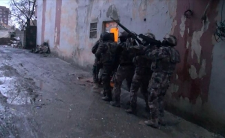 29 ilde terör örgütü PKK'ya yönelik operasyon