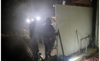 Ankara'da otelde yangın paniği