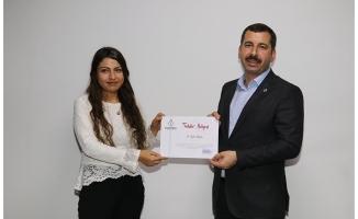 Baydilli'den usta öğreticilere anlamlı sertifika