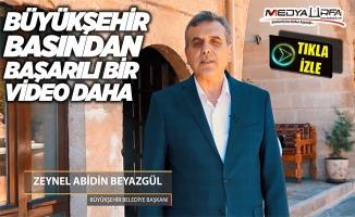 Büyükşehir basından Urfa'nın tanıtımına katkı