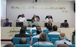 Büyükşehir'de aralık ayı meclis toplantısı tamamlandı