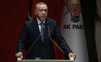 Erdoğan: Kongrelerden çok daha güçlenerek çıkacağız