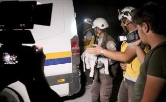 Esad'ın saldırılarında 5'i çocuk, 10 sivil daha öldü