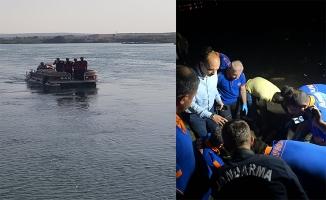 Fırat Nehri'nde kaybolan kişinin cesedine ulaşıldı