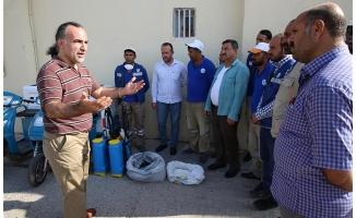 Haliliye Belediyesi Kurban Bayramına hazır