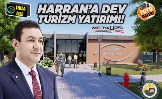 Harran'ın makus talihi Başkan Özyavuz ile değişiyor!