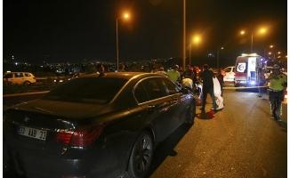 İzmir'de milletvekilinin çarptığı yaya öldü