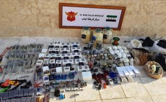 Jandarma ve MİT'ten DEAŞ'a darbe