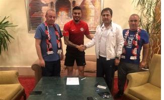Karaköprü'de iki yeni transfer