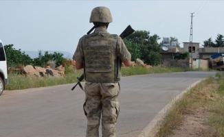 Mardin'de terör saldırısı: 1 asker şehit oldu