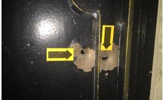 Siverek'te eve silahlı saldırı
