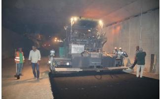 Süleymaniye alt geçidi ve Karakoyunlu caddesi asfaltlandı
