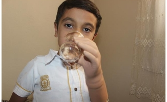 Suriyeli Muhammed, protez eline kavuştu