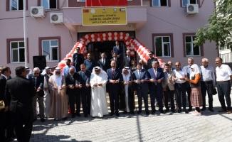 Eyyübiye'de Casım El Casım lisesi açıldı