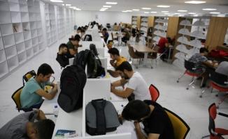 Haliliye'den öğrencilere rahat ders çalışma ortamı