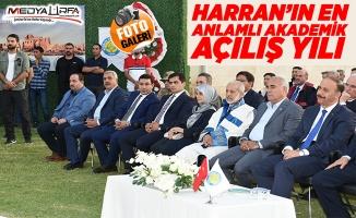 Harran'da ilk kez açıldı!