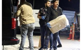 İzmir'de 1 ton uyuşturucu yakalandı