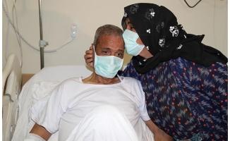 Karaciğer nakliyle hayata bağlandı