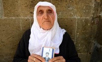 PKK'nın kaçırdığı oğlunun dönmesini bekliyor