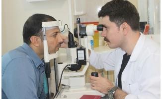 Suruç'ta ilk kez yapılan ameliyat!