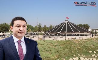 Tarihi kente tarihi otağ!