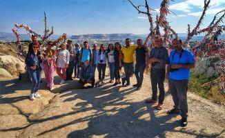Urfalı fotoğrafçılar, Nevşehir ve Kayseri'yi fotoğrafladı