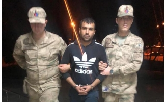 Antep'te cezaevi firarisi operasyonla yakalandı