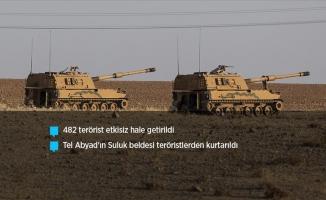 Barış Pınarı Harekatı'nda 5. gün