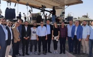 Başkan Ağan'dan Barış Pınarına destek!