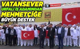 Beşler Sucuk'tan Mehmetçiğe büyük destek!
