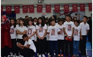 Ceylanpınar'da hüzünlü Cumhuriyet Bayramı