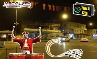 Ceylanpınar sokaklarında mehter marşı çalınıyor