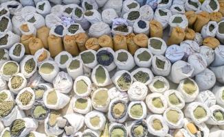 Diyarbakır'da 4 ton esrar ele geçirildi