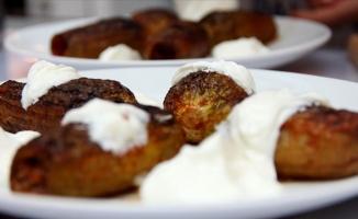 Hatay'da yöresel yemekler yarıştı