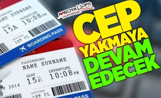 İç hat uçak biletlerinde tavan ücret açıklandı