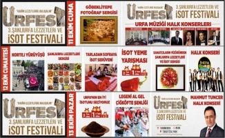 İsot festivali programı belli oldu!